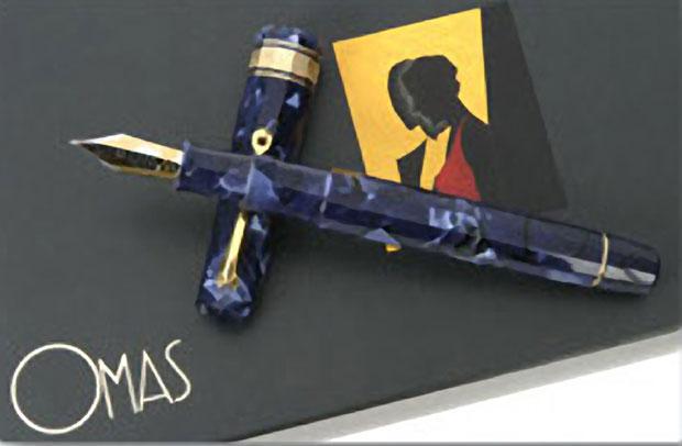 Pen Companies - OMAS History - Glenn's Pens