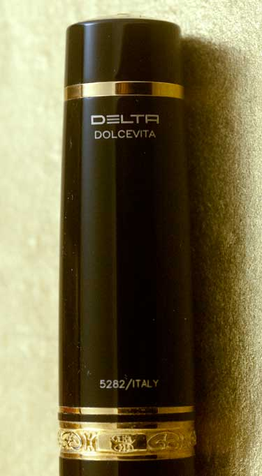 Dolce Vita Fountain Pen