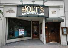 Holts Cigars Philadelphia