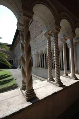 Cloisters Basicilica St John Lateran
