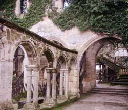 Cordelier Cloisters