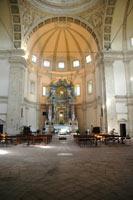 Interior - Tempio della Consolazione - Todi